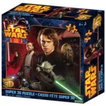 Star Wars Super 3D Puzzle