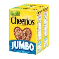 Cheerios™ Whole Grain Oats Jumbo Cereal