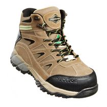 Workload Women's Buffalo Steel Toe Workboot 8