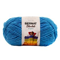Fil Blanket Brights de Bernat Busy Blue