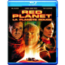 La Planète Rouge (Blu-ray) (Bilingue)