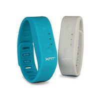 Xtreme Xfit Fitness Band Grey/Turquoise