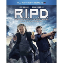 R.I.P.D. (Blu-ray + DVD + Digital HD) (Bilingual)
