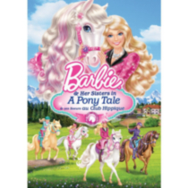 Barbie & Her Sisters In A Pony Tale (Bilingual)