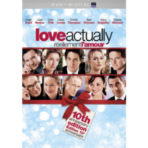 Love Actually: 10th Anniversary Edition (DVD + Ultraviolet) (Bilingual)
