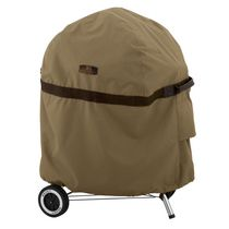 Classic Accessories Hickory Kettle BBQ Cover - 55-202-012401-EC
