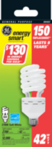 GE energy smart® spiral® 42W