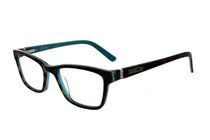 Dereon DOC280 Women's Teal Eyeglasses