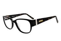 Dereon DOC290 Women's Black Eyeglasses