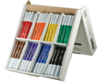 Prang Washable Art Markers - 96 Count Masterpack