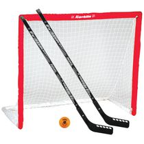 Franklin Sports NHL Goal, Stick and Ball Set