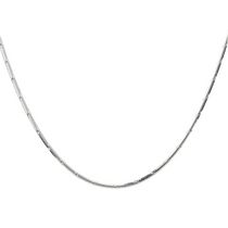"Silver Sterling DC 20"" Chain"