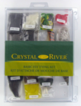 Crystal River Fly Tying Kit - Complete