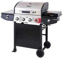 backyard grill rockwell 4 burner lp gas grill bbq 810 4409 f