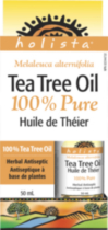 Holista® Tea Tree Oil 100% Pure, Herbal Antiseptic