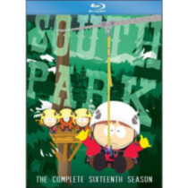 South Park: The Complete Sixteenth Season (Blu-ray)