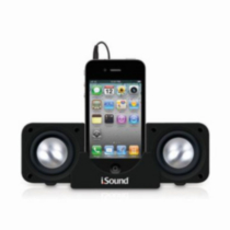 2X Portable Speaker System - Black