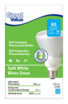 Great Value CFL R30