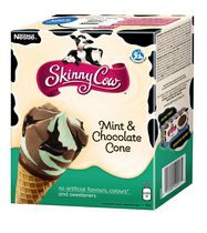 SKINNY COW® Mint Chocolate Cone