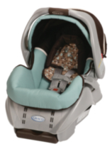 Graco SnugRide Classic Connect Infant Car Seat - Little Hoot