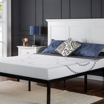 Matelas en mousse de 6 po de Canada's Best, lit simple - blanc  Grand lit