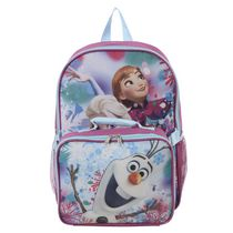Disney Frozen Backpack with Lunch Kit Combo