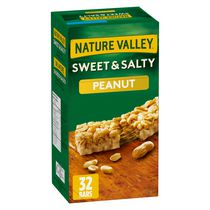 Nature Valley™ Sweet & Salty Peanut Bars, Value Pack