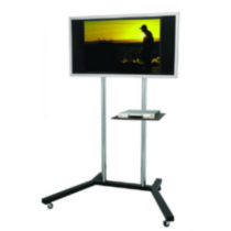 "TygerClaw 22"" - 60"" Flat-Panel TV Stand with Mount (LCD8005BLK)"