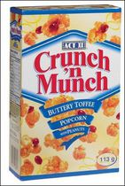 Crunch 'n Munch Buttery Toffee Popcorn with Peanuts