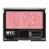 NYC New York Color Cheek Glow Blush Powder Prospect Park Rose