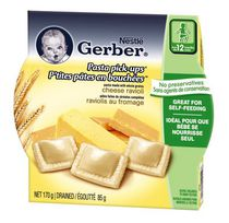 Gerber Pasta Pick-ups Cheese