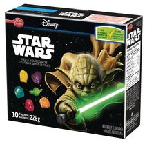 Betty Crocker Fruit Snacks Disney Star Wars
