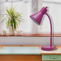 Mainstays Tapered Head Metal Desk Lamp