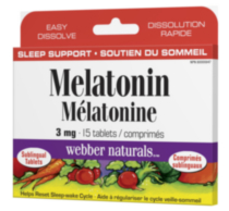 Webber Naturals Melatonin Mg Review