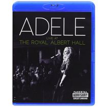 Adele - Live At The Royal Albert Hall (Music Blu-ray + CD)
