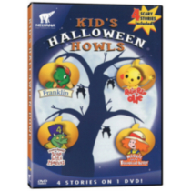 Kids Halloween Howls Compilation: Franklin / Berenstain Bears / Rolie Polie Olie / Seven Little Monsters