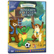 Benjamin : Benjamin Et Le Club Secret (French Edition)