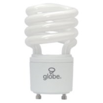 CFL 13 watt, cool white, GU24 base, 1pk