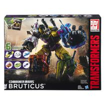 Ensemble de collection Bruticus Generations Combiner Wars des Transformers