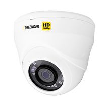 Defender® HD 1080p Indoor/Outdoor Long Range Night Vision Dome Security Camera