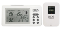 Digital Indoor/Outdoor Wireless Therm-Hyrometer