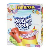 Fruit Roll-Ups Blastin' Berry Variety