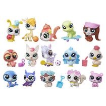 Ensemble de jeu « Aventures animées » de Littlest Pet Shop