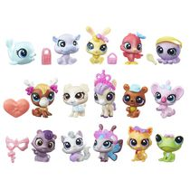 Ensemble de jeu « Mode citadine » de Littlest Pet Shop
