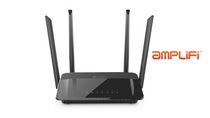 D-Link Wireless Dual Band Router with High-Gain Antennas - AC1200