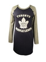 NHL Ladies Sleep Gown L