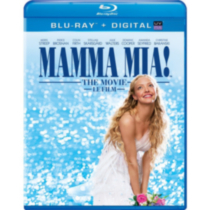 Mamma Mia ! Le Film (Blu-ray + UltraViolet) (Bilingue)