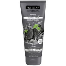 Freeman Feeling Beautiful Charcoal & Black Sugar Polishing Mask