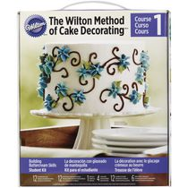Wilton Course# 1 Student Decorating Kit