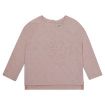 George British Design Toddler Girls' Lace Front Long Sleeved Top 2T